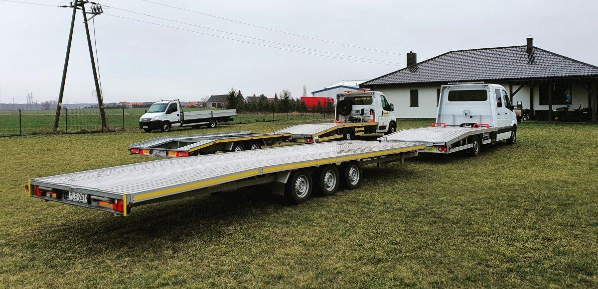 Pomoc drogowa Leszno , transport pojazdów i towarów.