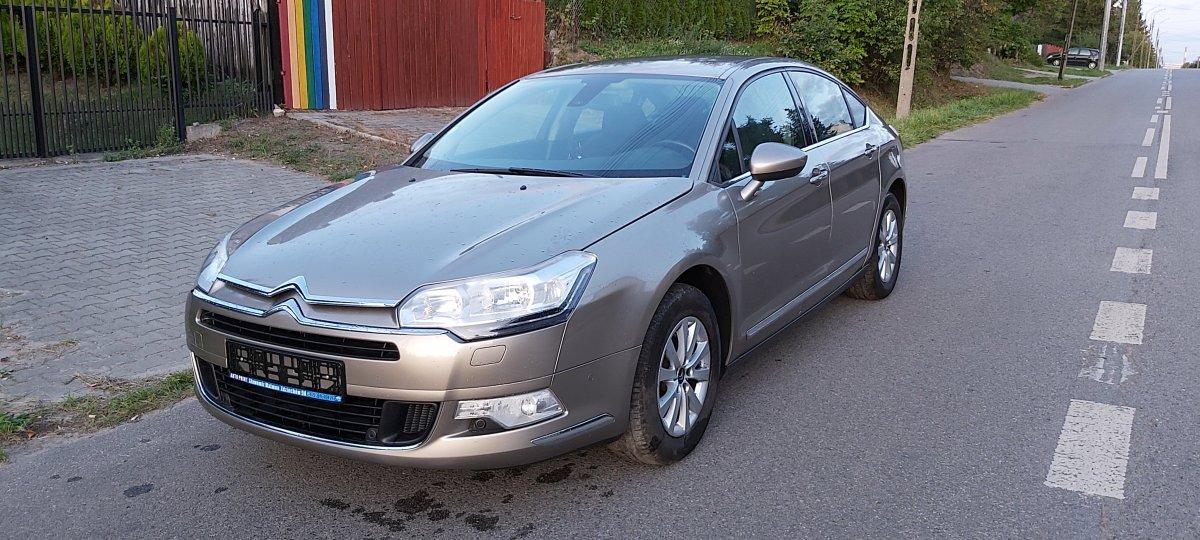 Citroën C5 Lift 1.6 e HDI 114 KM LED Sedan Navi 62.000km zarejestrowany