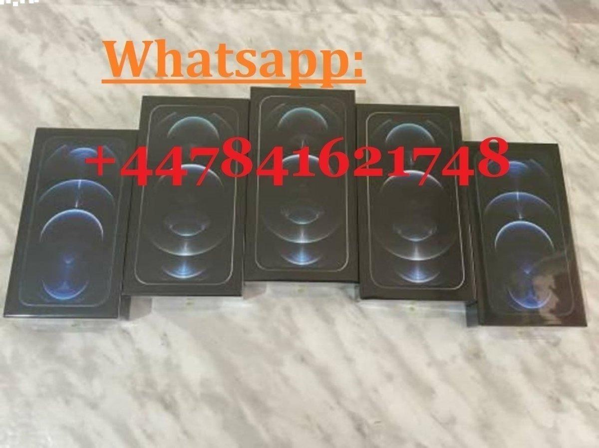 Apple iPhone 12 Pro €600 EUR, iPhone 12 Pro Max,Whatsapp +447841621748iPhone 12