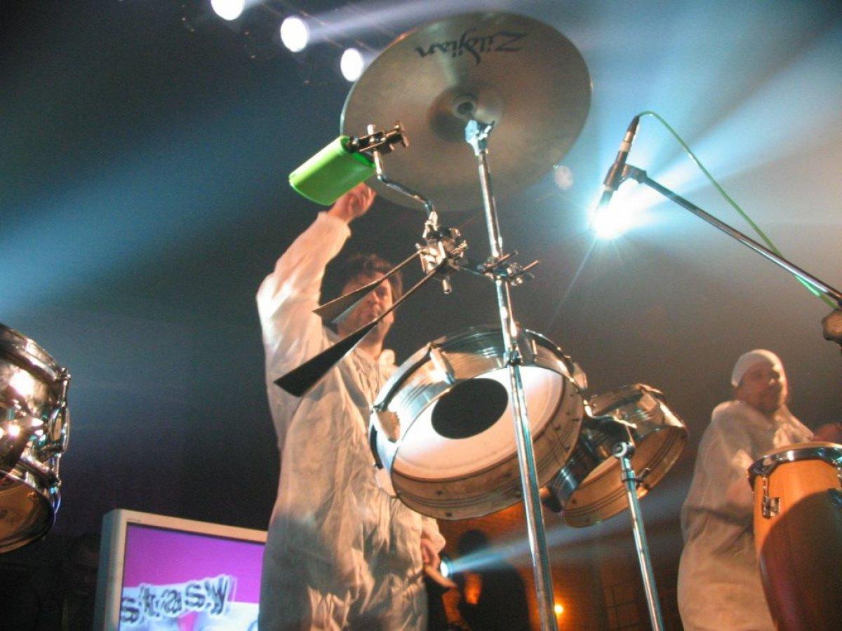 Djembe, talking drum, bębny afrykańskie - nauka gry